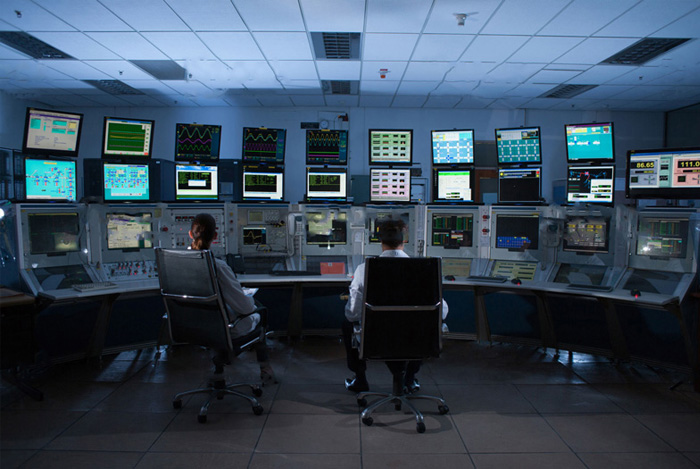 Sophisticated Control Centers and Video surveillance